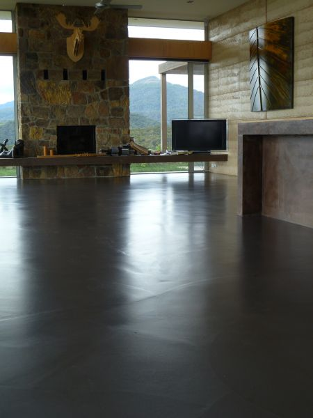 Concrete Overlay Smooth Stone